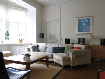Photo for City Apartment in Frederiksberg with 3 bedrooms sleeps 5