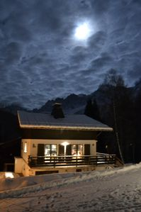 Photo for COMFORTABLE CHALET (12 PERS) THE HOUCHES CHAMONIX
