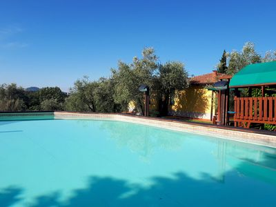 Photo for Spacious Holiday Home in Bolano with shared Pool