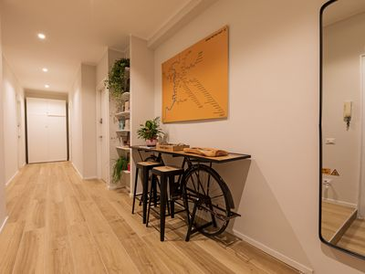 Photo for 10 min from Vatican Museum (design apartment)