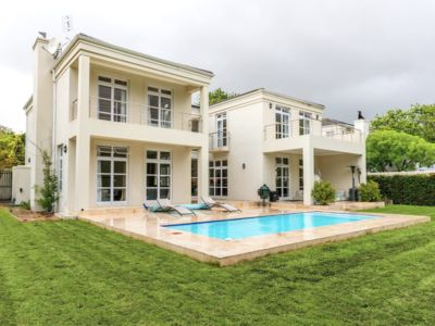 Photo for Modern Family Home in Constantia