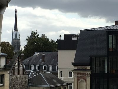 Photo for The 4B, your apartment at the entrance of the historic heart of Rouen.