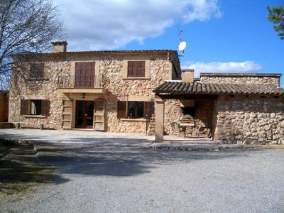 Photo for Finca Can Moleta - House for 8 people near Porto Cristo