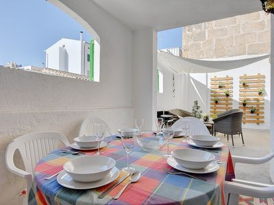 Photo for Alvaro Oliver House at only 100 meters away from the beach