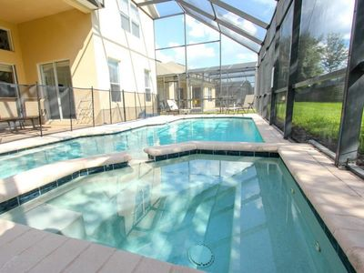 Photo for Your Family will love the 1st Class Amenities at Your Private Villa in Windsor Hills Resort, Orlando Villa 1238