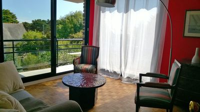 Photo for T4 APARTMENT NEAR THE BEACHES AND THE PORT OF PLAISANCE
