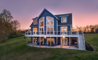 Photo for Newly constructed Waterfront /Water view home is just waiting for you to visit.