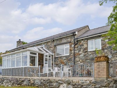 Photo for 3 bedroom accommodation in Fachwen, near Caernarfon