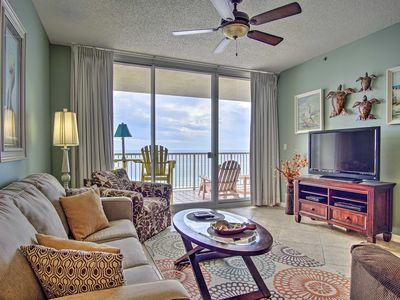 Photo for Oceanfront Gulf Shores Condo w/ 5-Star Amenities!