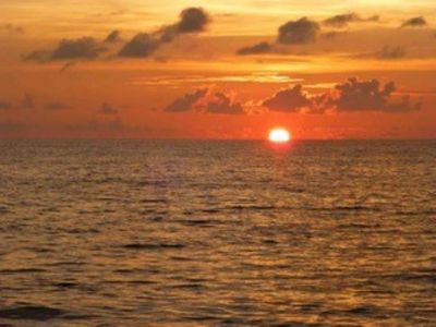 Photo for Perfect get-away condo located RIGHT ON THE BEACH !  Close to Island activities