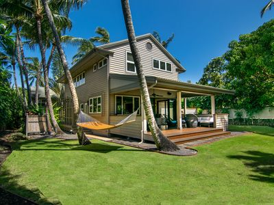 3 Minute Walk to Baldwin/Baby Beach, Remodeled, Fabulous Patio - Permitted