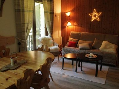 Photo for 2BR Apartment Vacation Rental in Châtel