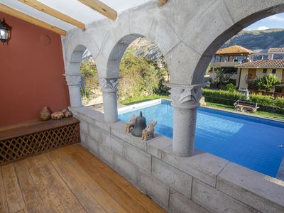 Photo for Colonial house Sacred Valley In