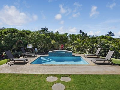 Photo for Nani Kauai: PRIVATE POOL & AC - GREAT FAMILY LOCATION IN CENTRAL POIPU!