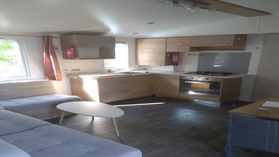 Photo for rental mobile home camping 4 *