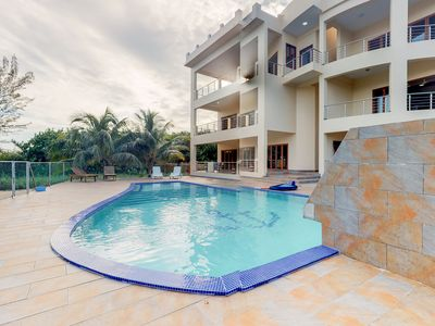 Photo for Seaside apartment w/ beach access, balcony, views, and a shared pool!