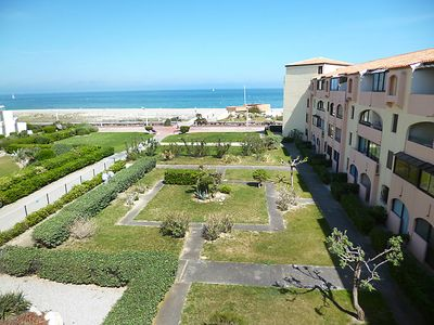 Photo for Apartment Front de Mer in Le Barcarès - 4 persons, 1 bedrooms