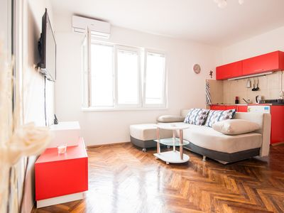 Photo for My place is close to  the city center, nightlife, public transport, and parks.
