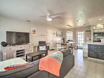 Photo for Satellite Beach House w/ Patio - Walk to Ocean!