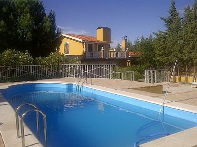 Photo for 80BR Cottage Vacation Rental in Torrijos, Toledo
