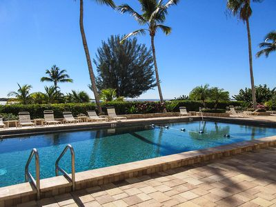 Fabulous Beachfront Luxury  Corner Condo At Island's End, Awesome Views!