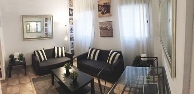 Photo for 60m2 floor, 2 double bedrooms and 2 bathrooms ALV