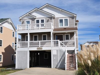 Photo for Sweet Home Carolina: 4 BR / 5 BA house in Kill Devil Hills, Sleeps 8