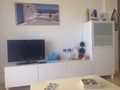 Photo for Fantastic apartment with 3 rooms located on the seafront -WIFI