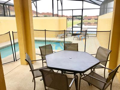 Photo for New to Market ! Low Prices, 4br, pool, Free Parking & Wi Fi, close to clubhouse