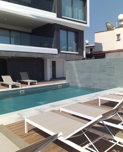 Photo for Luxury 3 Bedroom Apartment, Communal Pool/ Roof Bar