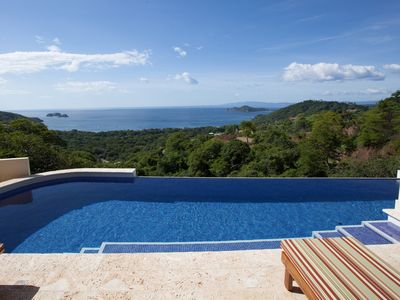 Photo for New Ocean View Home with Breathtaking Views of Playa Hermosa