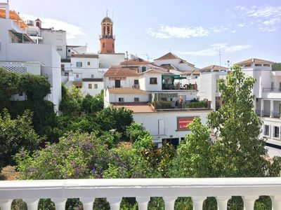Photo for Berrincha house in the heart of Cómpeta with beautiful terrace for 4 people
