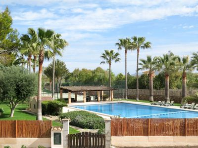 Photo for Apartment Finca Can Corritx (MUO126) in Muro - 4 persons, 2 bedrooms