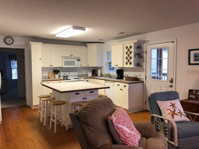 Photo for Cozy Family Beach Cottage - 3rd row with Ocean View