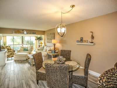 You will enjoy the best of Fort Myers Beach when you stay at Bay Village 205.
