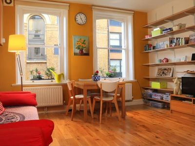 Photo for Central flat in London, Clerkenwell - One Bedroom Apartment, Sleeps 6