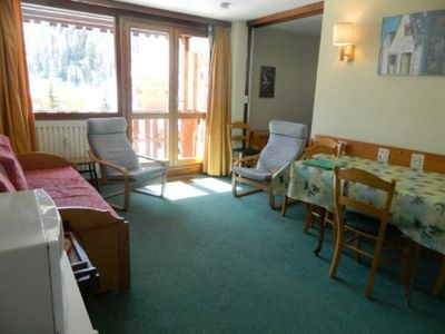 Photo for Apartment La Plagne, 2 bedrooms, 6 persons