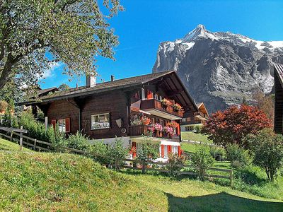 Photo for Apartment Chalet Bärgsunna in Grindelwald - 3 persons, 1 bedrooms