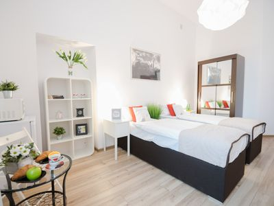 Photo for Galicja 6b apartment in Kazimierz with WiFi.
