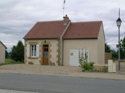 Photo for Gite Coulandon, 2 bedrooms, 4 persons