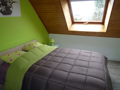 Photo for House in very quiet site, Peasant, 800m beach, wifi, pets