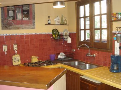 Photo for Cozy apartment in the old town of Sitges