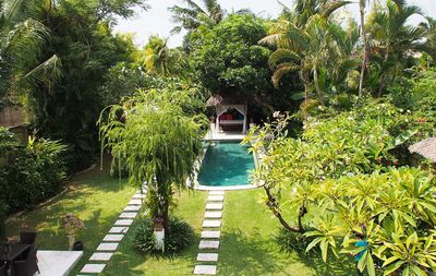 Photo for 3 Bedroom an Oasis in Central Seminyak, Shops, Restarants, Beach Mins Walk