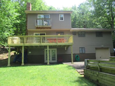 Photo for Wallenpaupack Lakefront Home! Perfect for the Family Vacation! Sleeps 15