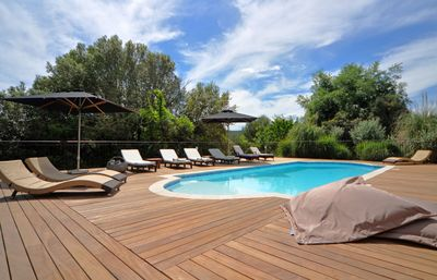 Photo for Beautiful Family Villa w/Secure Pool-Valbonne-Overlooks The Park National
