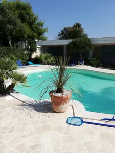 Photo for Mediterranean Villa 50 meters from the sea