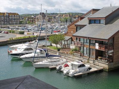 Photo for Apartment Les Marinas  in Deauville - Trouville, Normandy - 2 persons, 1 bedroom