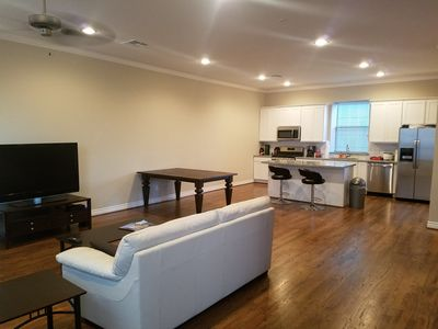 Photo for NFL Superbowl51 - HUGE (Central) 4-Story Townhome!