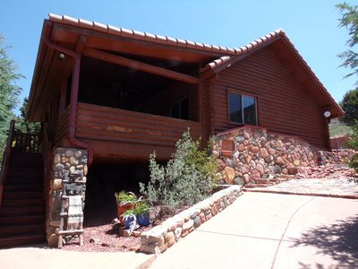 ***Red Rock Cabin***