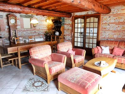 Photo for Vacation home Mas Santalò in Saint Cyprien - 8 persons, 4 bedrooms